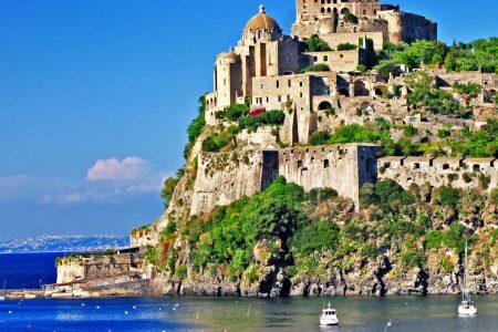 Aragonese-Castle-on-Ischia